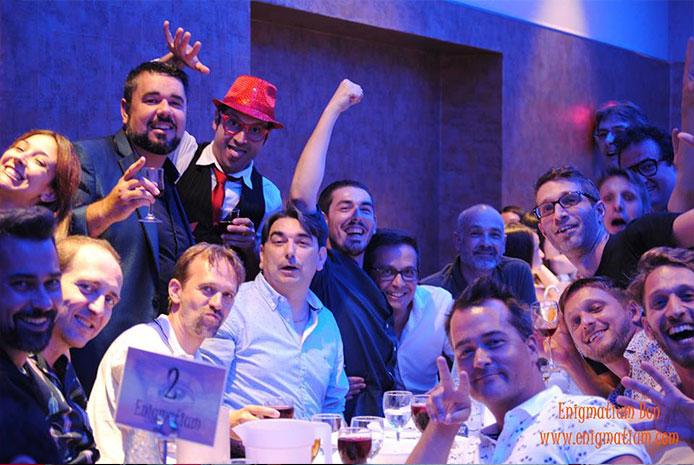 Fin de semana de diferente opara empresas en Barcelona