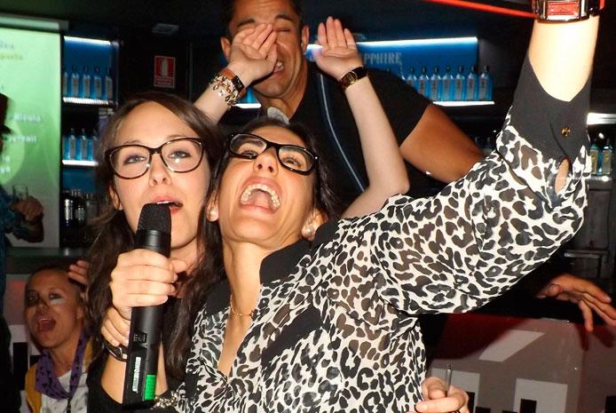 Restaurante karaoke Madrid