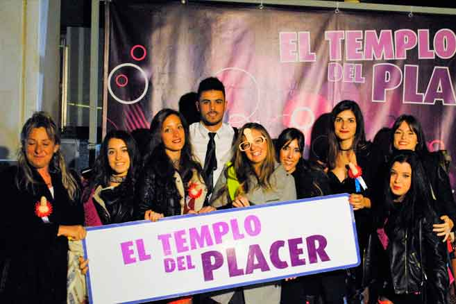 Despedida de soltera en Barcelona