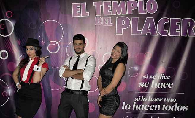 Despedidas de soltero eróticas en Barcelona