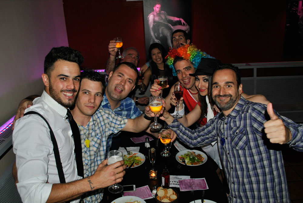 Fiestas Madrid y Barcelona
