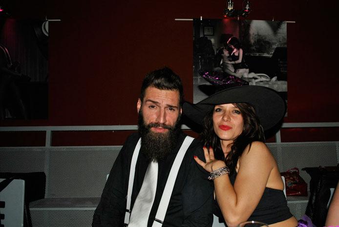 Celebra un Halloween atrevido en nuestro restaurante erótico Barcelona