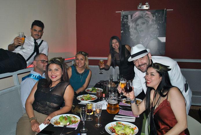 Celebra un Halloween picante en nuestro restaurante erótico Barcelona