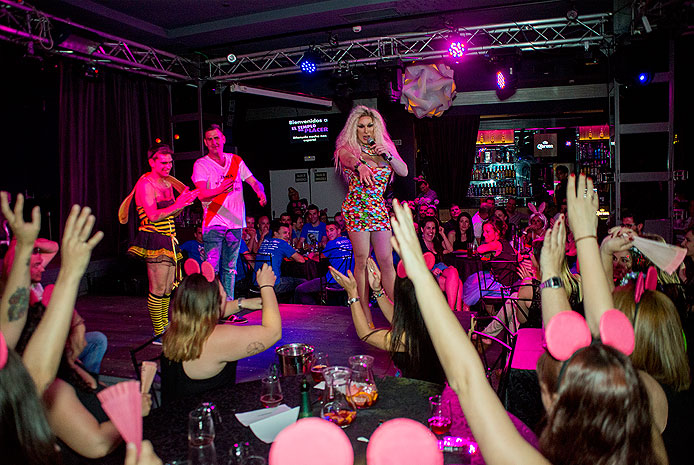 Restaurante atrevido con Drag Queens Madrid