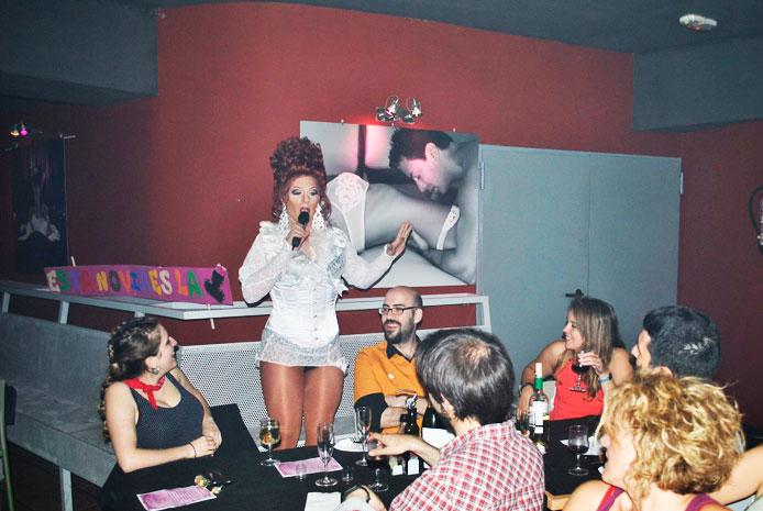 Restaurante con las mejores Drag Queens Barcelona