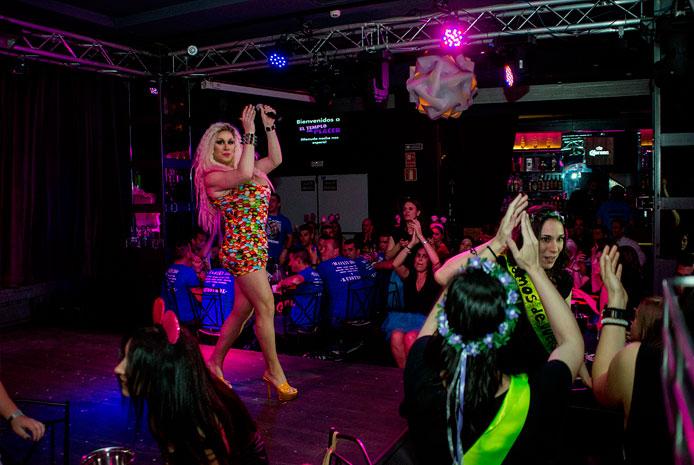 Restaurante con las mejores Drag Queens Madrid