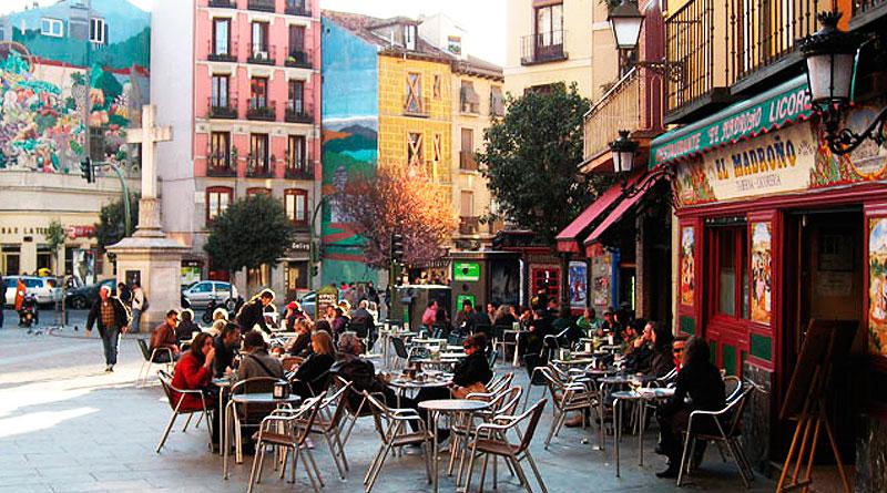 Actividades de tardeo en Madrid