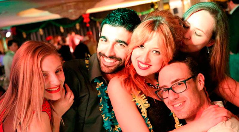 Cena de Nochevieja en Valencia con espectáculo
