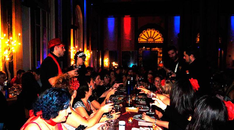 cena navidad barcelona