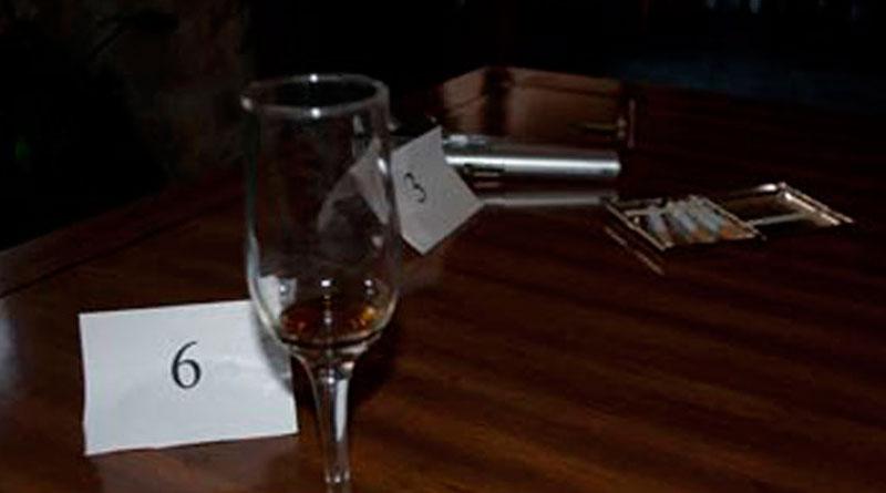 Cenas con asesinato Madrid