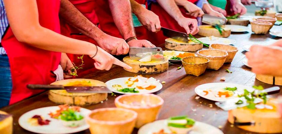 Clases de cocina Madrid