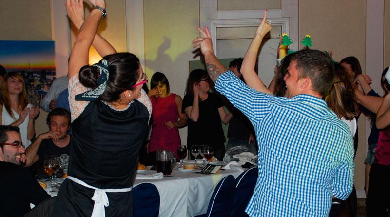 Fama a bailar Madrid