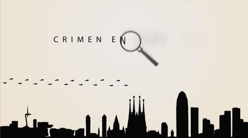Gymkhana de crimen en Barcelona