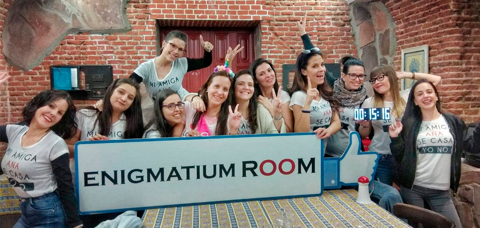 Meriendas con escape room Madrid