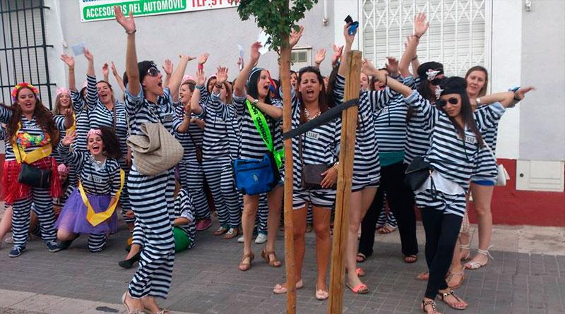 Fin de semana Prisión condicional Madrid