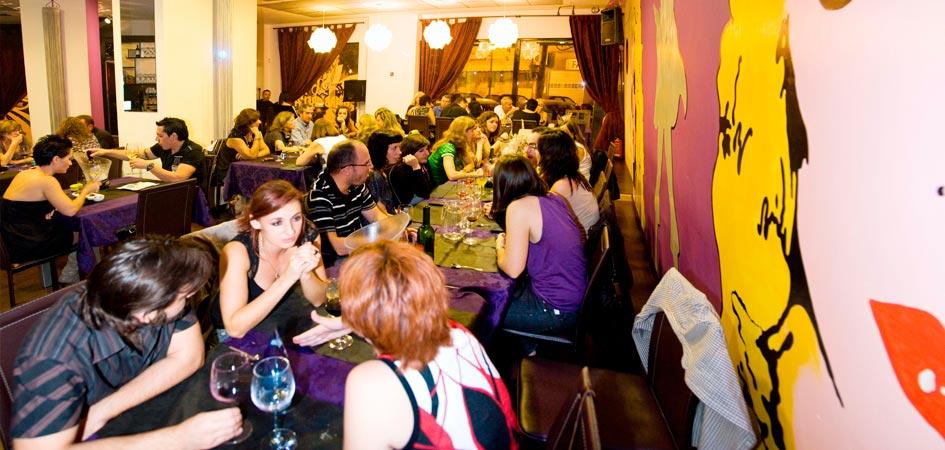 Restaurante Barbarella Valencia