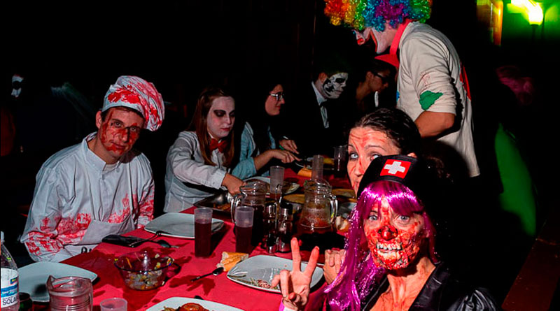 Restaurante para Halloween Madrid