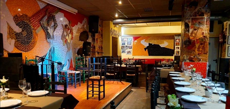 Taller flamenco Valencia