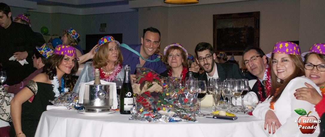 Cenas de navidad madrid el ltimo pecado - Restaurantes navidad madrid ...