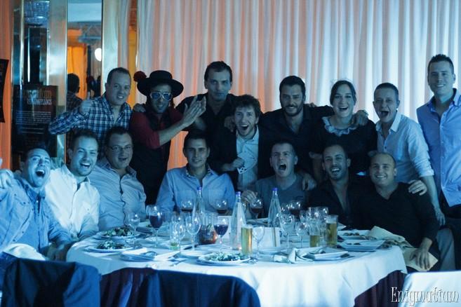 cena divertida barcelona