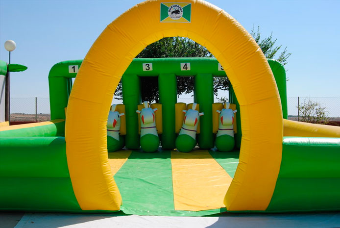 Circuito humor amarillo Madrid