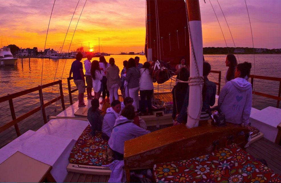 Fiesta en catamarán Valencia