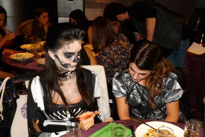 Fiesta Halloween Bilbao