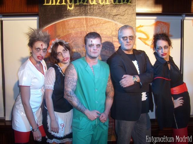 fiesta halloween niños madrid