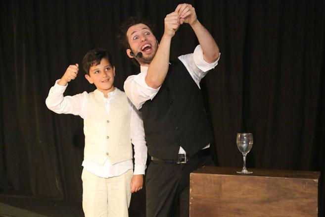 Restaurante con magia para el día de la madre Barcelona