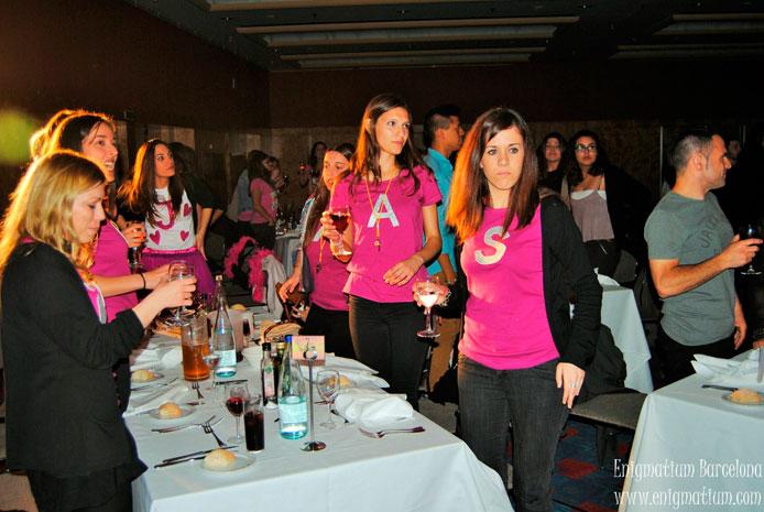 Restaurante para comuniones originales en Barcelonapara despedidas