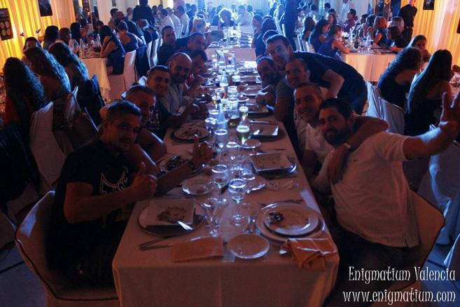 Restaurante diferente Valencia