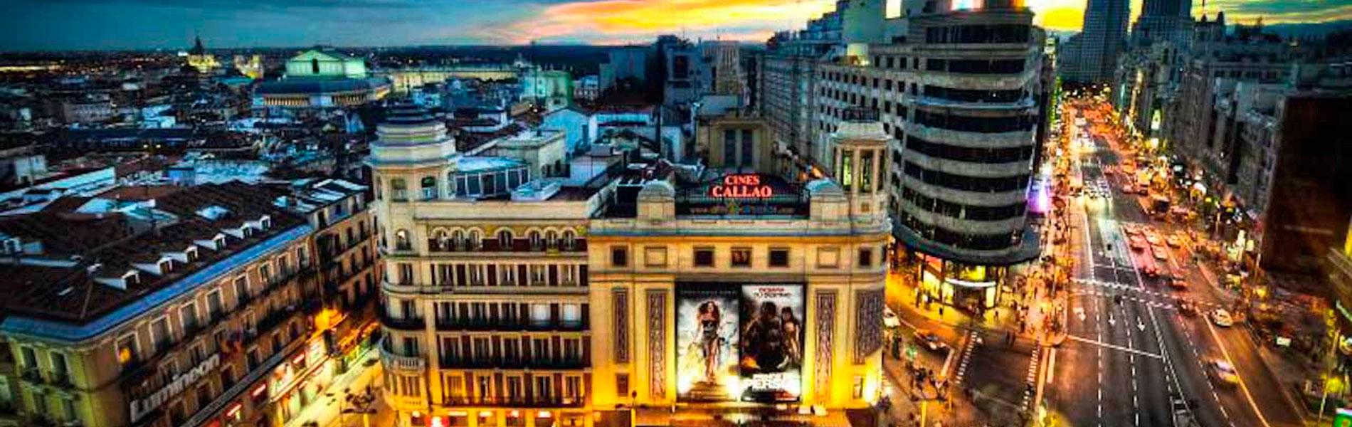 Restaurantes diferentes con espectaculo en Madrid