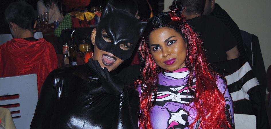 Cena de Halloween con espectáculo Bilbao