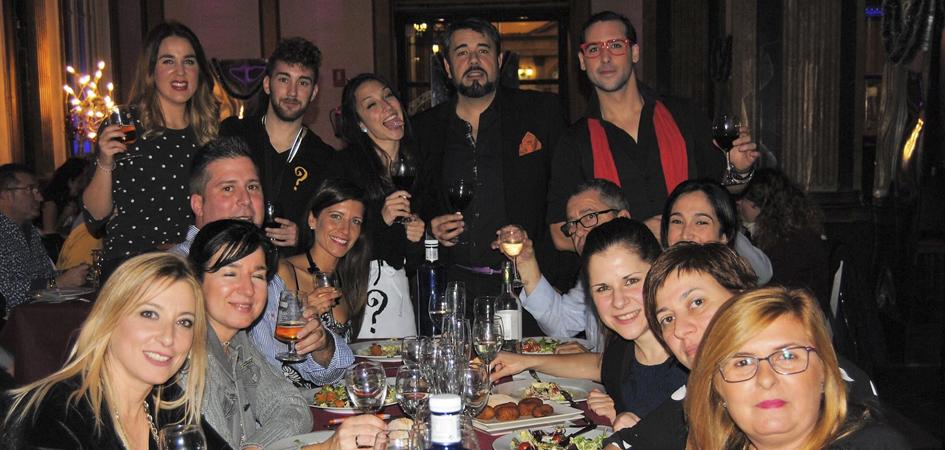 cena empresa barcelona