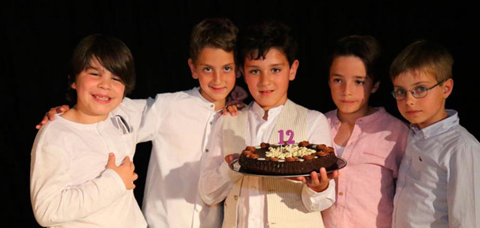 Cumpleaños infantiles para niños en Barcelona