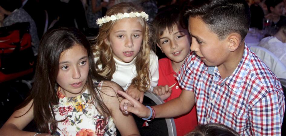 donde celebrar comunion madrid original