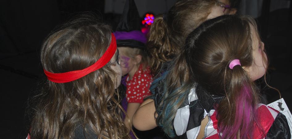 niños halloween madrid