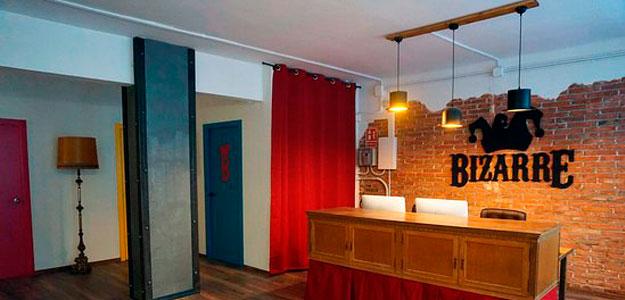Escape room Bizarre Barcelona