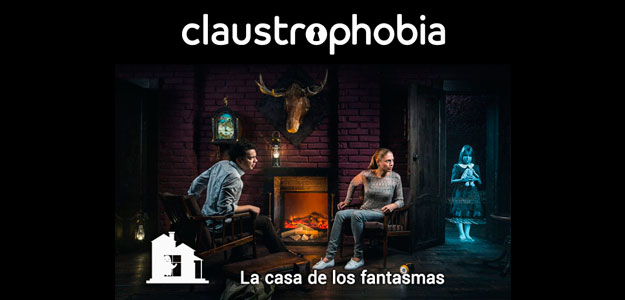 Escape room Claustrophobia Valencia