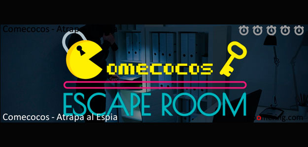 Escape room comecocos Barcelona