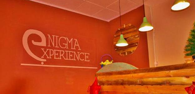 Escape room Enigma experience Valencia