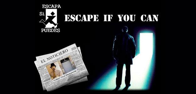 Escape room Escape si puedes Barcelona