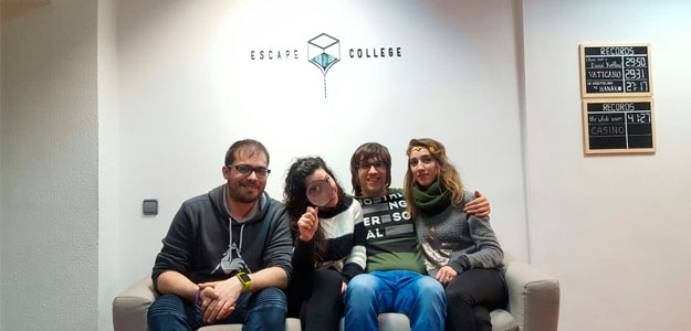 Escape room Escape college Madrid