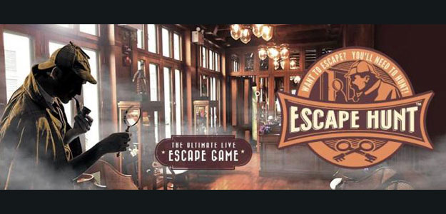 Escape room Escape hunt Barcelona