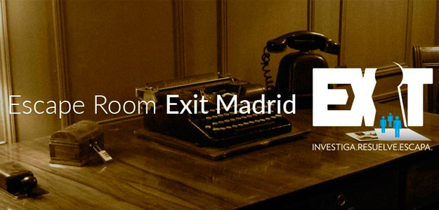 Escape room Exit Madrid