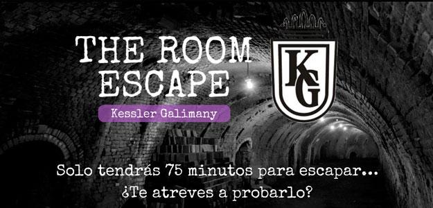 Escape room Kessler Galimany Barcelona