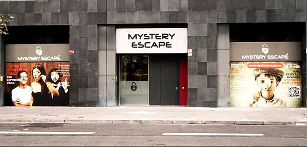 Mystery escape room Barcelona