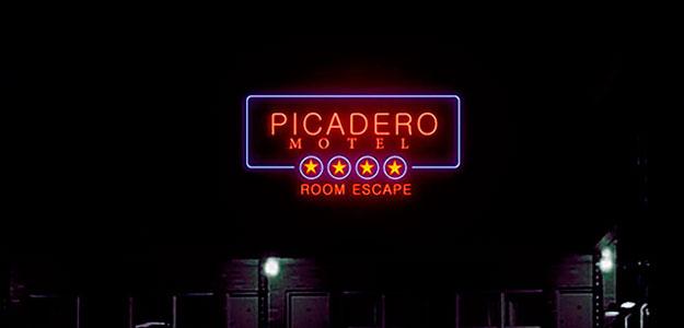 Escape room Picadero motel barcelona