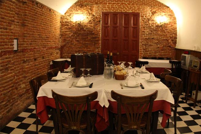 Cena de navidad madrid restaurante escape room - Restaurante para navidad ...