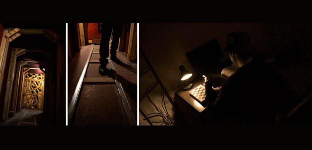 Escape room Simulacre Vuit Barcelona
